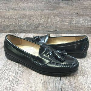 Cole Haan Men's Pinch Leather Tassel Loafer 11.5B